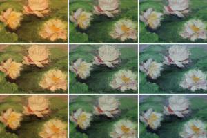 Многослойная 3D-печать помогла точно воспроизвести цвета на картинах