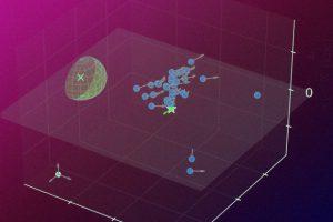 Физики предсказали «ураган» темной материи после столкновения Млечного Пути с другой галактикой