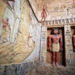 В Египте обнаружена нетронутая гробница возрастом более 4 тысяч лет
