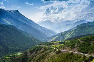 Власти РФ планируют развивать курорты на границе с Грузией