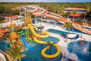 Новинка для гостей Hard Rock Hotel Riviera Maya 5* — аквапарк Rockaway Bay