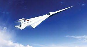 Разработчики снизят шумность сверхзвукового самолета почти на треть