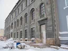 В Омске готовятся к открытию центра «Эрмитаж-Сибирь»