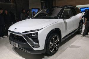 Обновление ПО умного автомобиля NIO — пусть весь мир подождёт