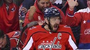 Овечкин набрал 1200-е очко в «регулярках» НХЛ