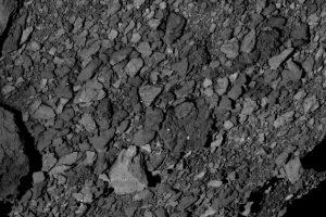 OSIRIS-REx зарегистрировал потоки пыли с поверхности астероида Бенну