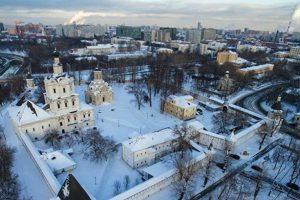 Патриарх попросил передать РПЦ Музей имени Андрея Рублева