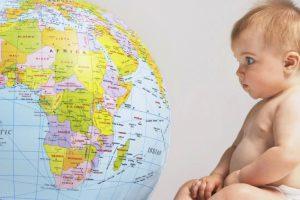 Исследование: лучшие страны и города для путешествий с младенцами