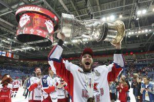 Семь обладателей Кубка Гагарина из ЦСКА получили вызов в сборную России