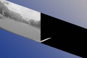 Систему распознавания разметки Tesla обманули точками на асфальте