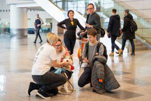 В Домодедово туристам помогут справиться с аэрофобией