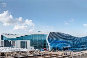 Аэропорт Симферополь запустил сервис по поиску отелей