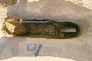 Российские археологи нашли в центре Египта могилу римского периода