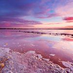 Туристов будут штрафовать за купание в минеральных озерах Испании
