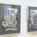 """В Москве проходит персональная выставка Полины Астаховой """"Инсталляция чувств"""""""