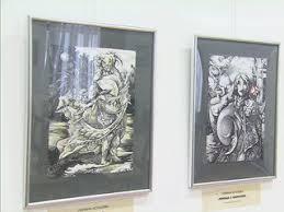 В Москве проходит персональная выставка Полины Астаховой «Инсталляция чувств»