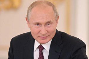 Песков рассказал о формировании рейтинга Путина