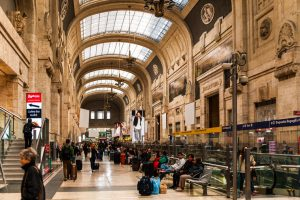 В Риме оставить вещи теперь можно в барах, кафе и магазинах