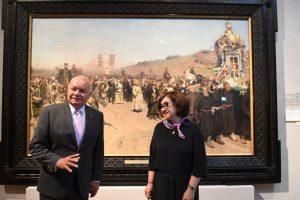Третьяковская галерея и «Россия сегодня» будут сотрудничать