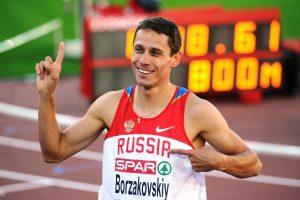 Борзаковский — юным атлетам: Будем брать у вас автографы на Олимпиадах