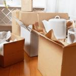 Упаковываем вещи при переезде
