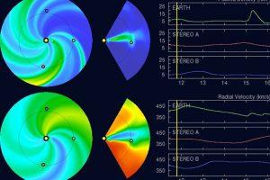 Спокойное Солнце спровоцировало мощную магнитную бурю на Земле
