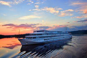 Иностранные туристы стали чаще выбирать круизы по рекам России
