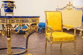 В Екатерининском дворце Царского Села после реставрации открылся Лионский зал