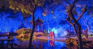 Национальный театр Китая привез на Чеховский фестиваль спектакль «Принц Лань Лин»