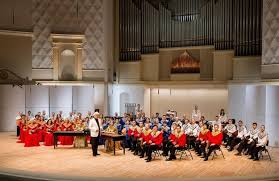 100- летие отмечает Оркестр народных инструментов имени Осипова