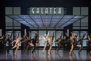 В Москве пройдут гастроли Театра балета Бориса Эйфмана