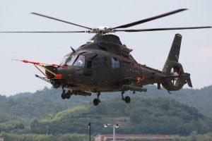 Корейский легкий ударный вертолет совершил первый полет