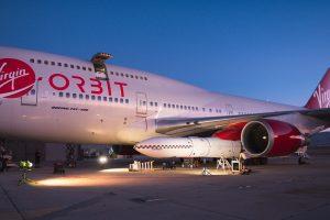 Virgin Orbit протестировала сброс ракеты-носителя LauncherOne с самолета