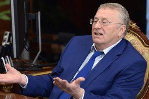 Глава ЛДПР Владимир Жириновский предложил избавиться от монополий в сельском хозяйстве в Брянске и всей РФ