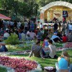 """На XXII фестивале """"Джаз в саду """"Эрмитаж"""" выступили ансамбли из 10 стран"""