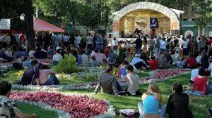 На XXII фестивале «Джаз в саду «Эрмитаж» выступили ансамбли из 10 стран
