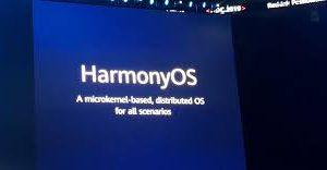 Huawei представила операционную систему HarmonyOS