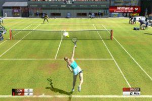 Обзор на игру virtual tennis 3