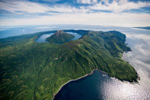 Ростуризм: туристы из Японии поедут на Курилы