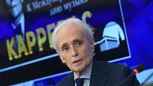 Испанский тенор Хосе Каррерас выступит в Кремлевском дворце