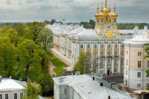 В музее «Царское село» восстановят Китайский дворец Екатерины II