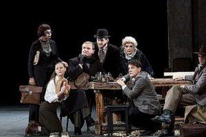 Артисты Театра Вахтангова выступят в Париже