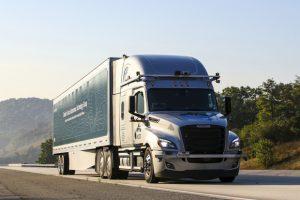 Daimler начал испытывать беспилотные грузовики на дорогах общего пользования