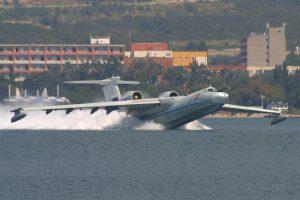 В России возобновят проект крупнейшего гидросамолета