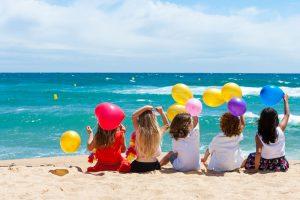 Пляж вместо школы: где дети прогуляют свой День знаний