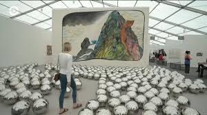 В Лондоне прошла ярмарка современного искусства «Фриз»