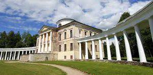 Усадьба Знаменское-Раёк нуждается в реставрации
