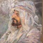 Картину с выставки в Третьяковской галерее вернут Национальному музею Чечни