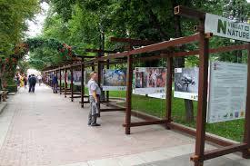Журнал National Geographic Traveler и Курорт Красная Поляна открывают в Москве фотовыставку под открытым небом