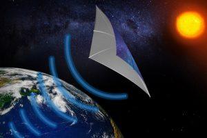 Для военных создадут систему передачи энергии из космоса